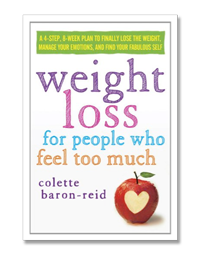 weight loss for people who feel too much book img