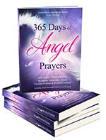 365 Days of Angel Prayers book image