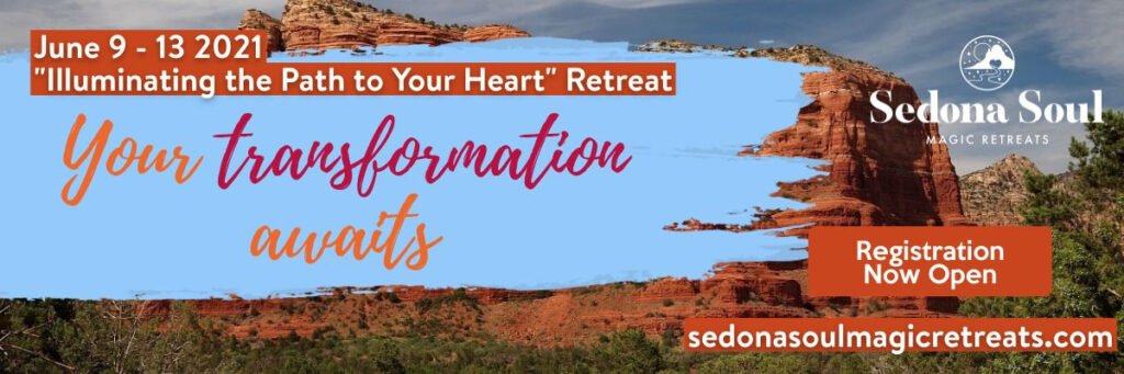 Register for our Sedona Retreat